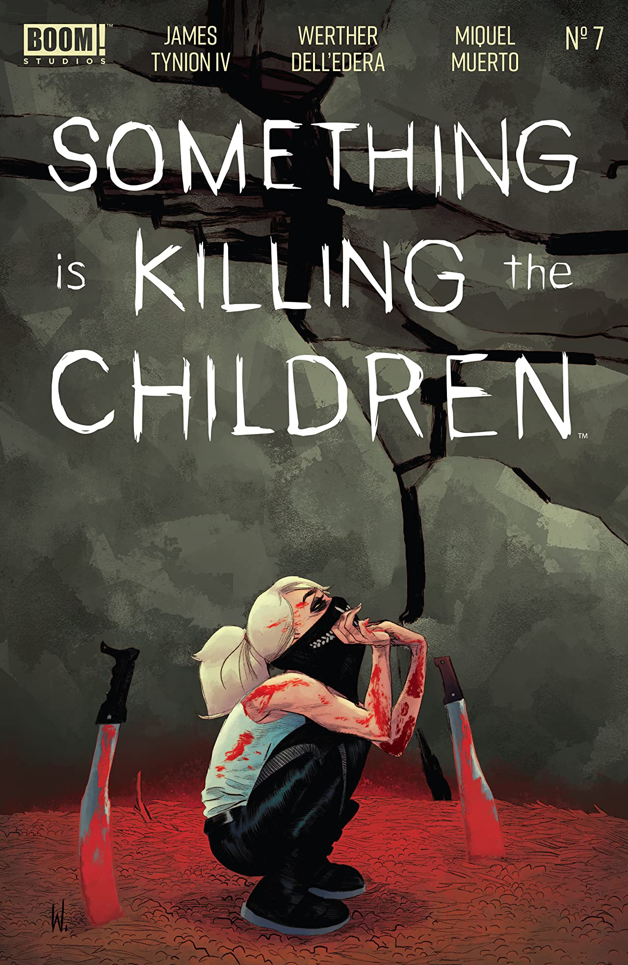 Something is Killing the Children No.7