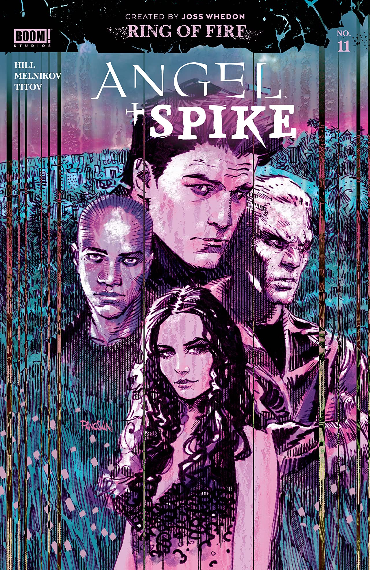 Angel & Spike #11