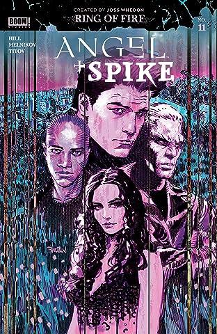 Angel & Spike No.11