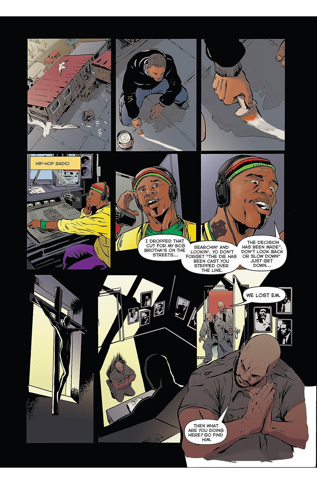 Black Jesus #2