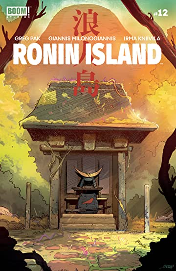 Ronin Island #12