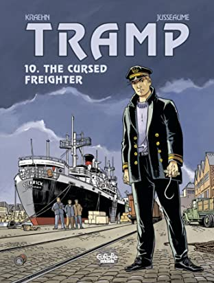 Tramp Vol. 10: The Cursed Freighter