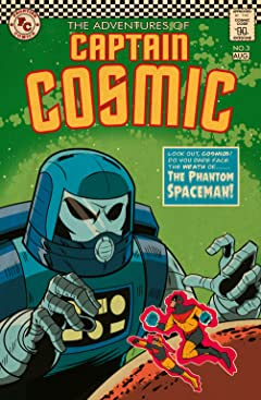 The Adventures of Captain Cosmic No.3
