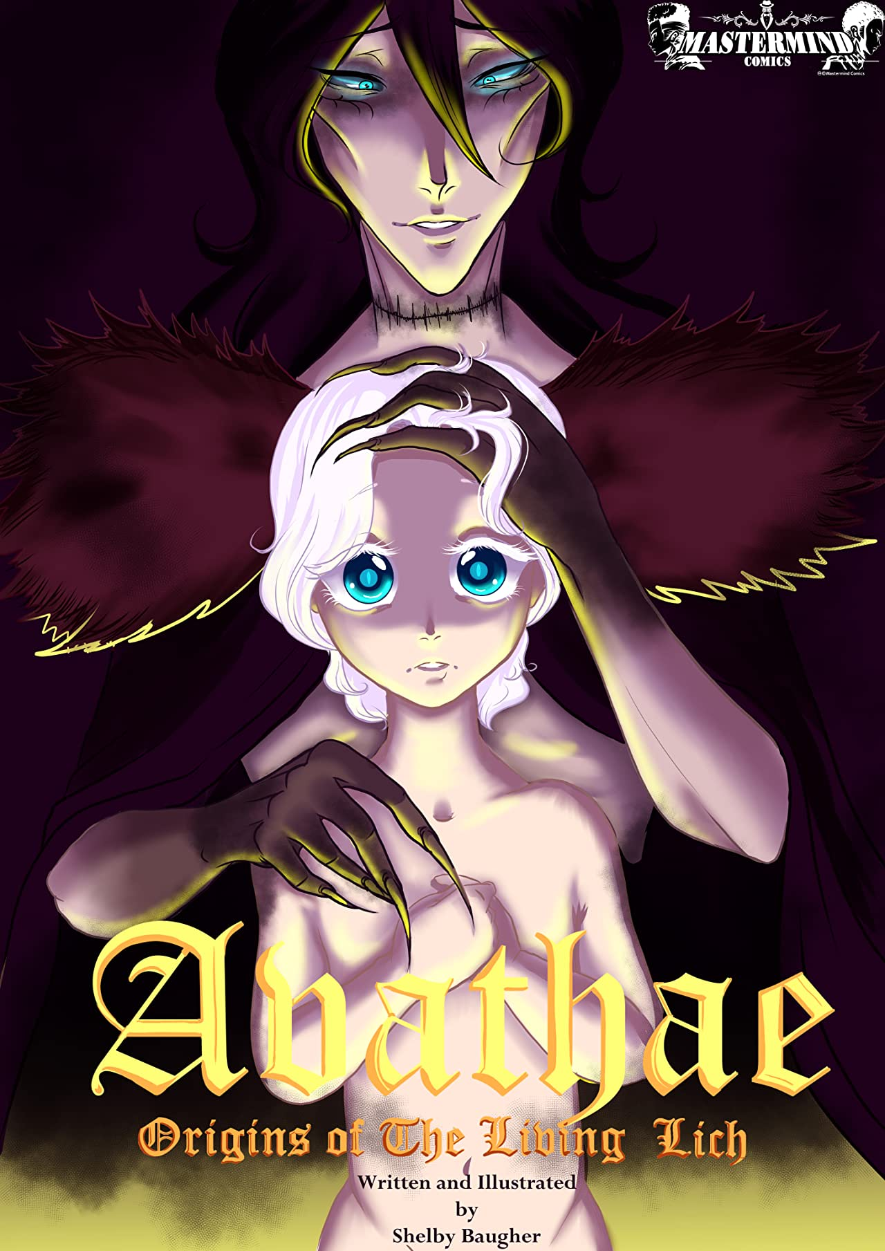 Avathae: Origins Of The Living Lich #1