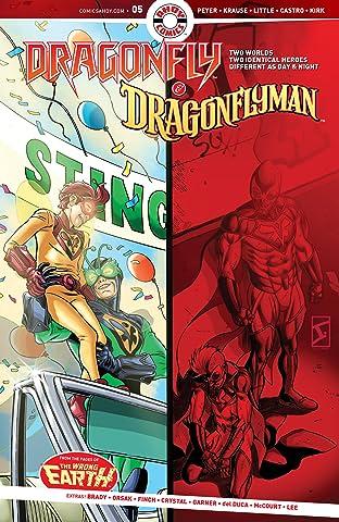 Dragonfly & Dragonflyman No.5