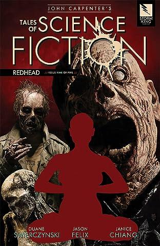 John Carpenter's Tales of Science Fiction: REDHEAD #5