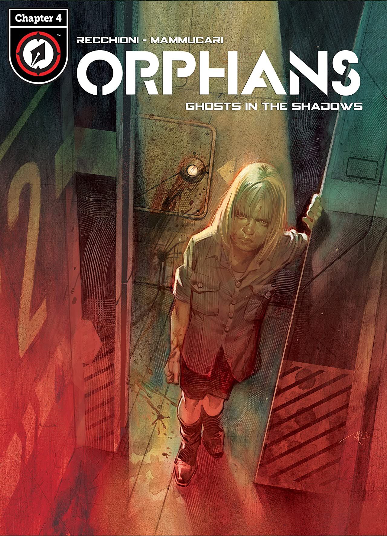 Orphans Vol. 1 #4: Ghosts in the Shadows