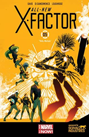 All-New X-Factor (2014-2015) No.5