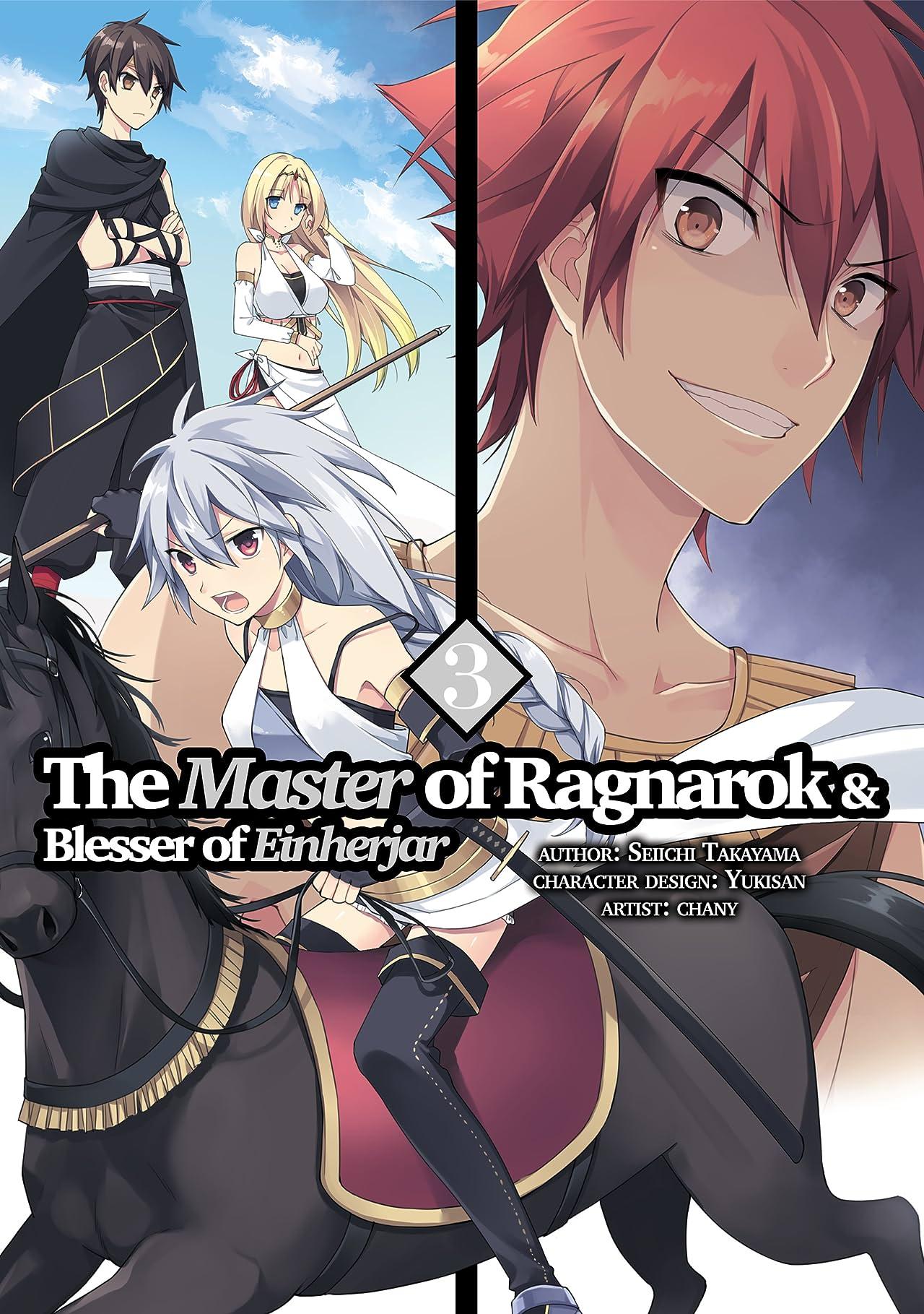 The Master of Ragnarok & Blesser of Einherjar Vol. 3