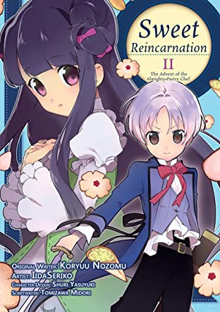 Sweet Reincarnation Tome 2