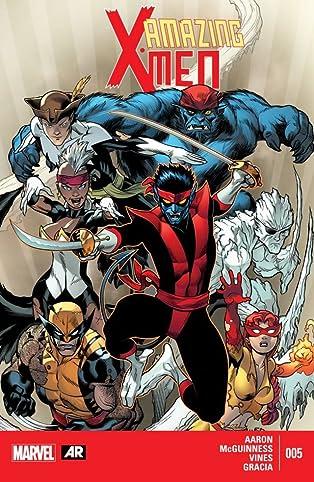 Amazing X-Men (2013-) #5