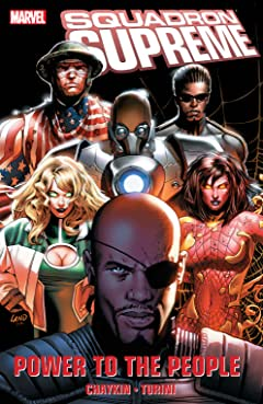 Squadron Supreme Vol. 1: Power To The People