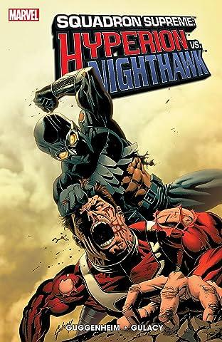 Squadron Supreme: Hyperion vs Nighthawk