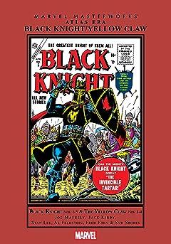 Atlas Era Black Knight/Yellow Claw Masterworks Vol. 1