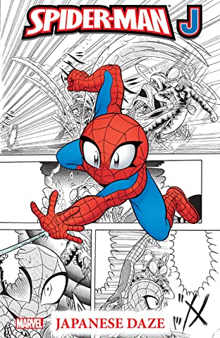 Spider-Man J Tome 2: Japanese Daze