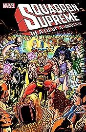 Squadron Supreme: Death Of A Universe