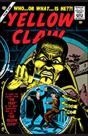 Yellow Claw (1956-1957) #2