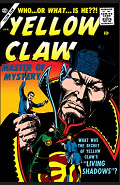 Yellow Claw (1956-1957) #4