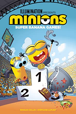 Minions Vol. 5: Super Banana Games!