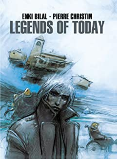 Bilal: Legends of Today