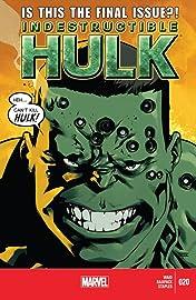Indestructible Hulk #20