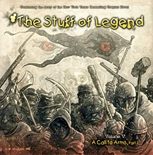 The Stuff of Legend Vol. 5 - A Call to Arms #3