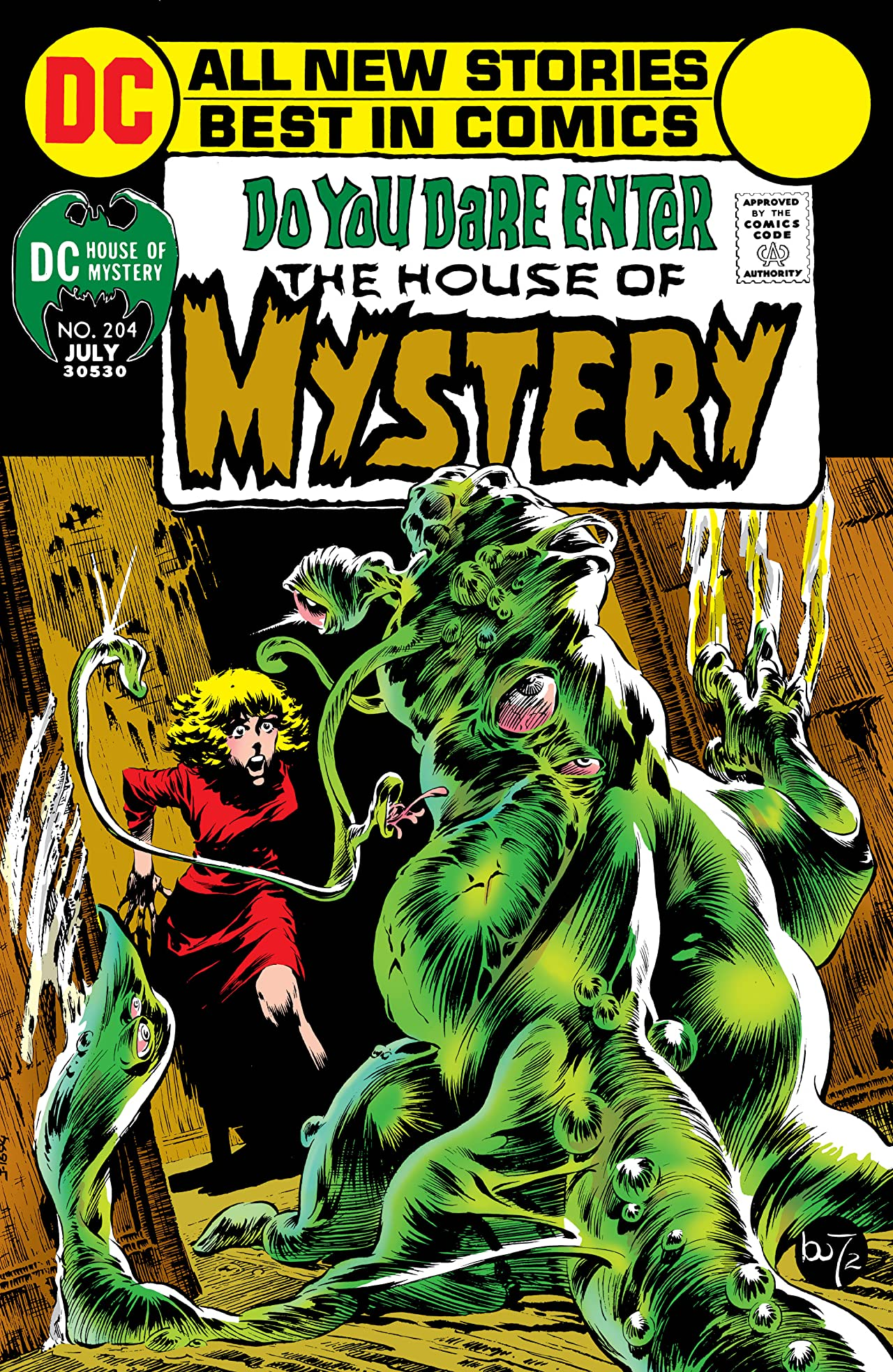 House of Mystery (1951-1983) #204