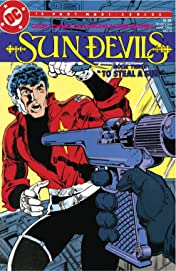 Sun Devils (1984-1985) #9
