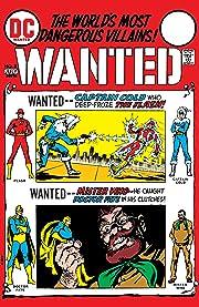 Wanted: The World's Most Dangerous Villains (1972-1973) #8