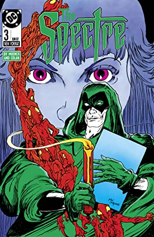 The Spectre (1987-1989) #3