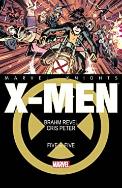 Marvel Knights: X-Men (2013-) #5 (of 5)