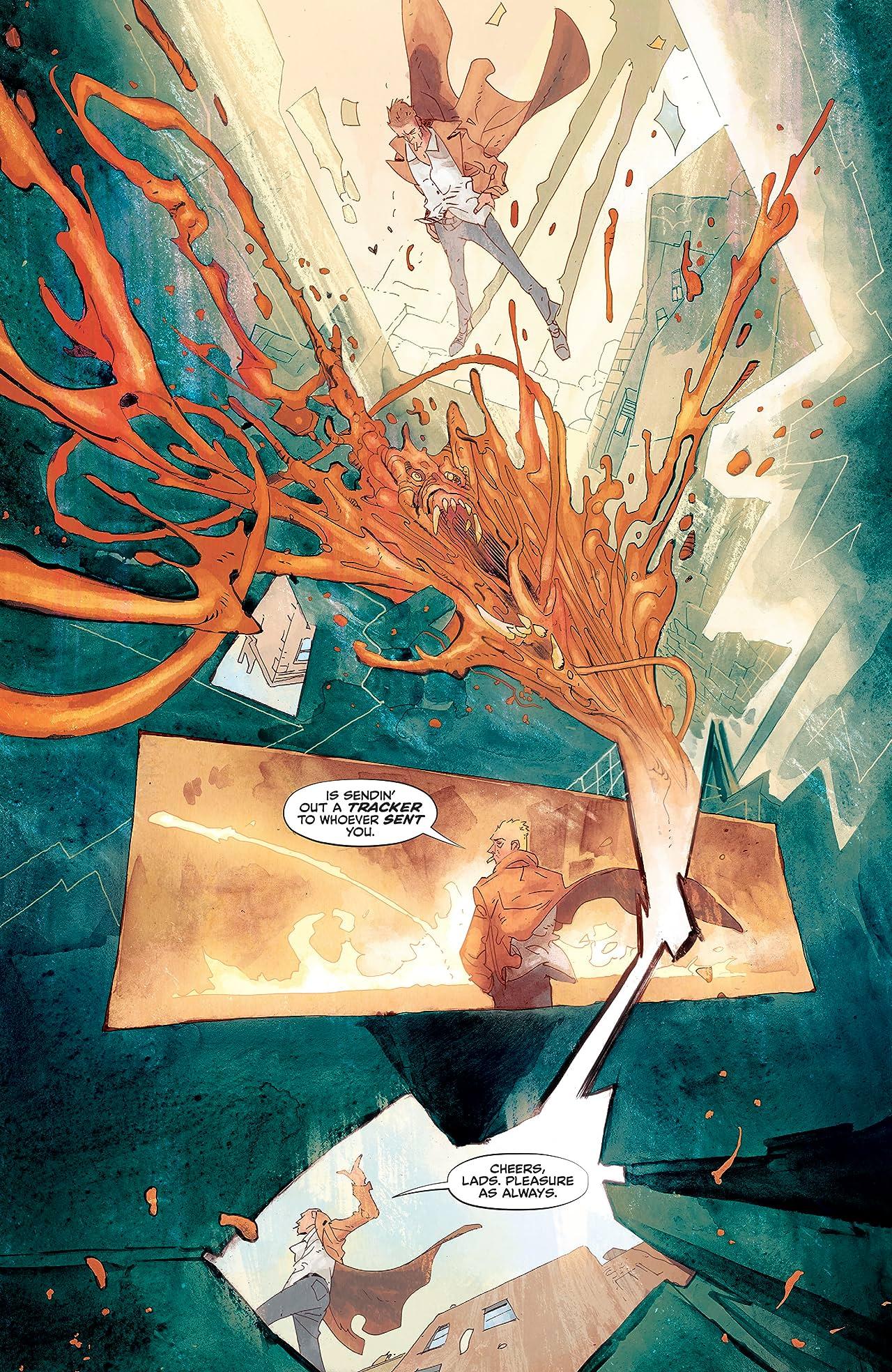 John Constantine: Hellblazer (2019-) #5