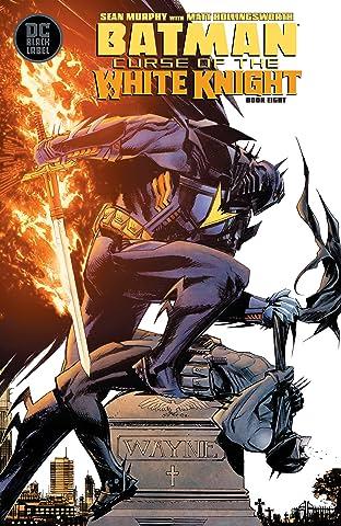 Batman: Curse of the White Knight (2019-) #8