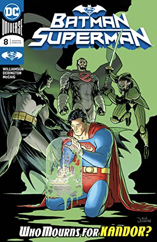 Batman/Superman (2019-) #8