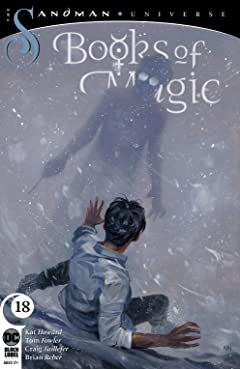 Books of Magic (2018-) #18