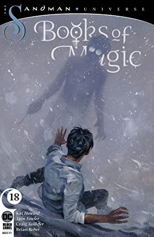 Books of Magic (2018-) No.18