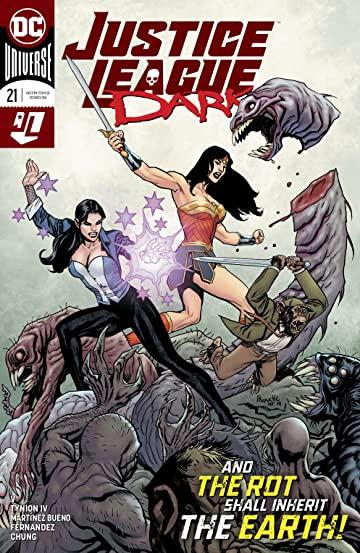 Justice League Dark (2018-) #21