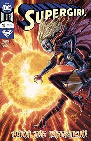 Supergirl (2016-) No.40