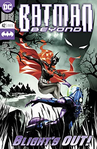 Batman Beyond (2016-) No.42