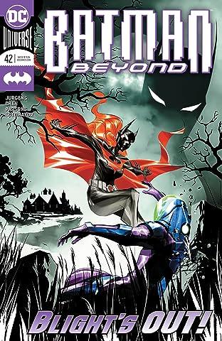 Batman Beyond (2016-) #42
