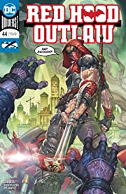 Red Hood and the Outlaws (2016-) #44