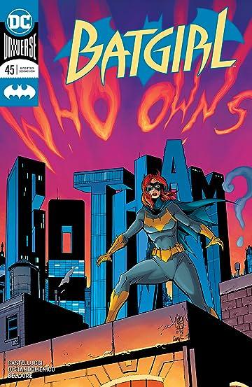 Batgirl (2016-) #45