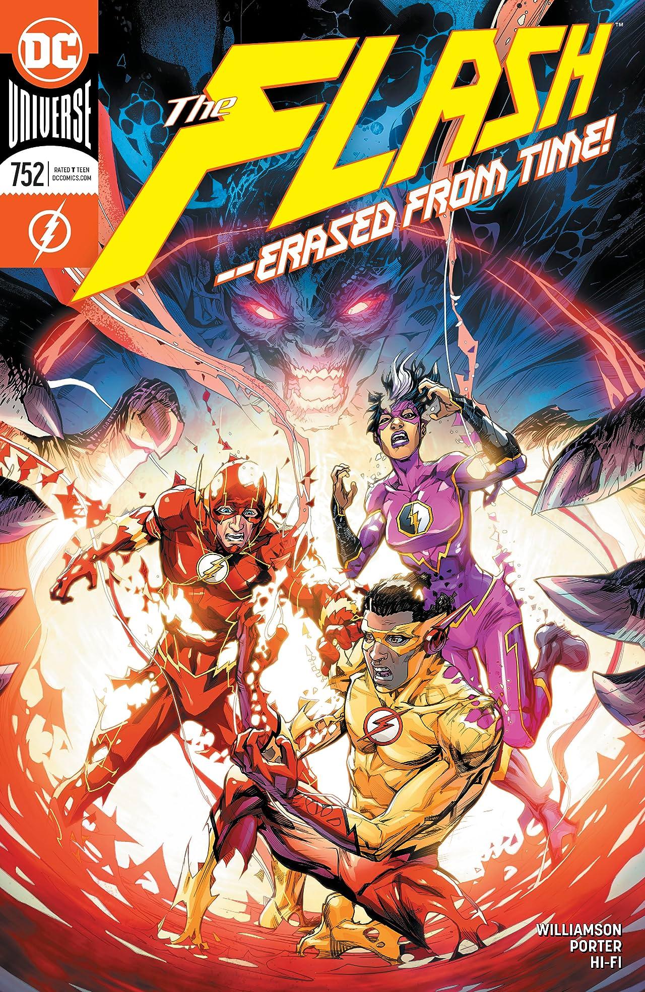 The Flash (2016-) No.752