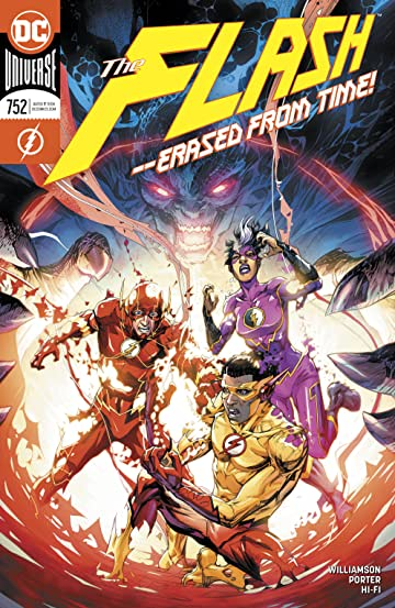 The Flash (2016-) #752