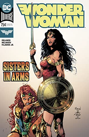Wonder Woman (2016-) No.754