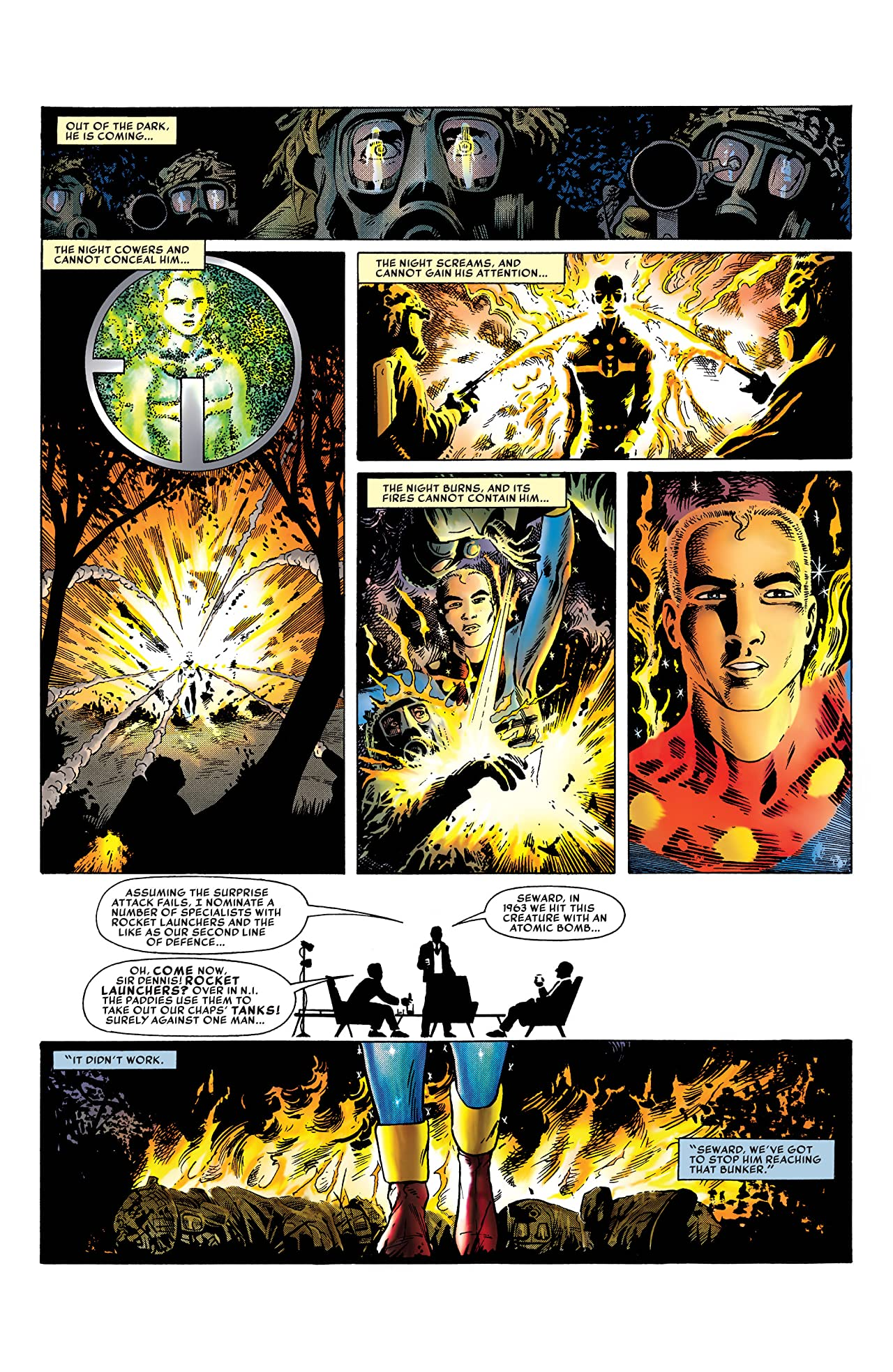Miracleman: Parental Advisory Edition #4