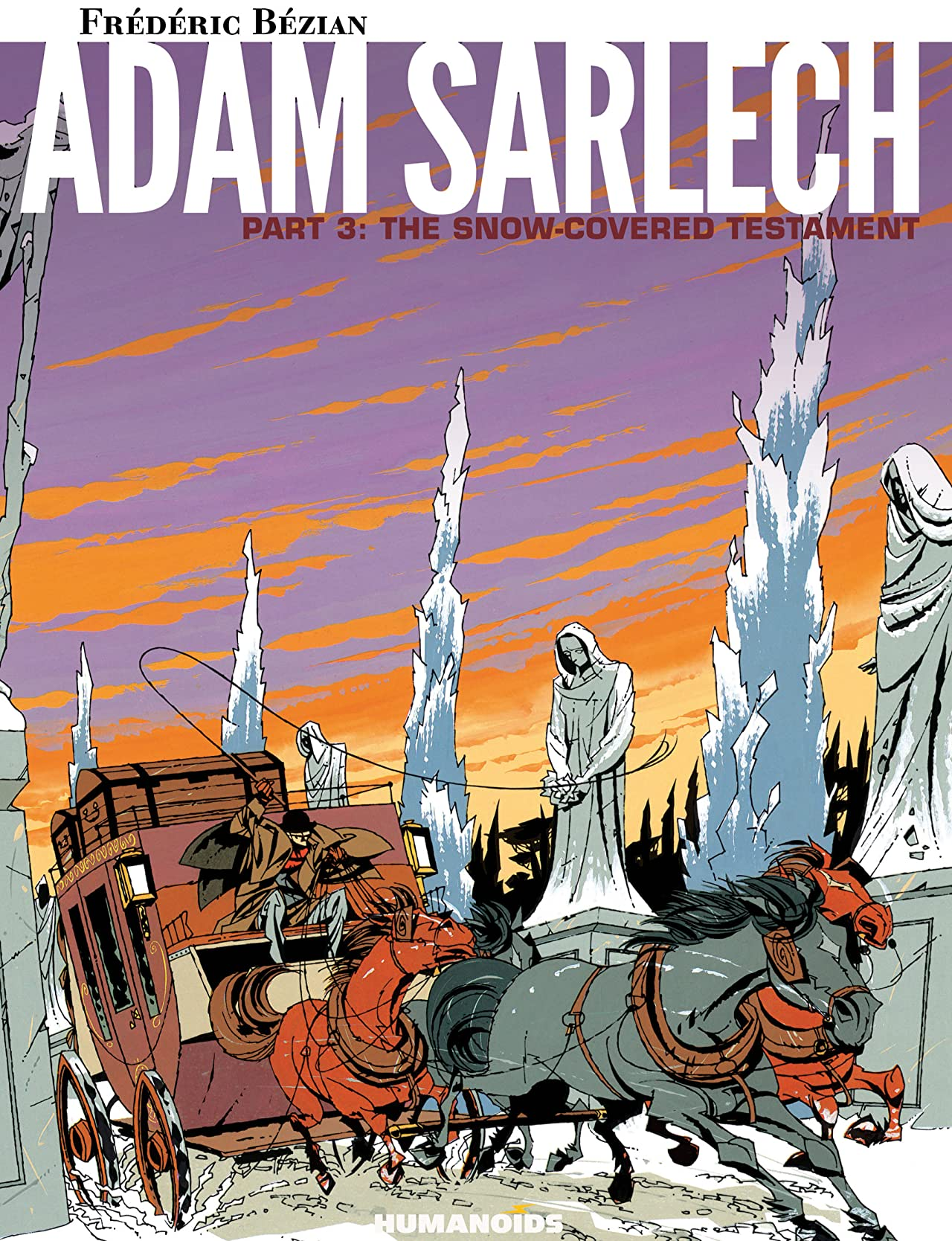 Adam Sarlech Vol. 3: The Snow-Covered Testament