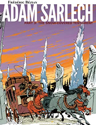 Adam Sarlech Tome 3: The Snow-Covered Testament