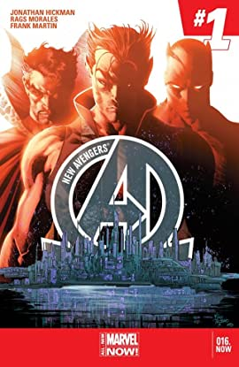 New Avengers (2013-2015) No.16.NOW