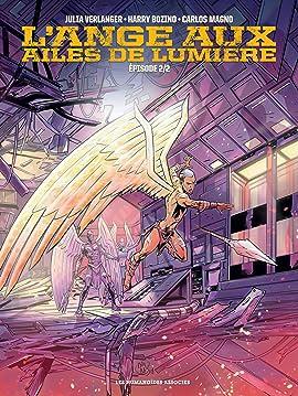 L'Ange aux ailes de lumière Vol. 2